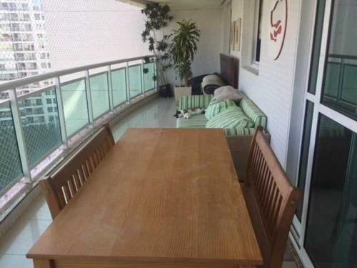 Imagem 1 de 10 de Apartamento-à Venda-barra Da Tijuca-rio De Janeiro - Svap30127