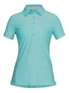 Camiseta Under Armour Tipo Polo De Golf De Zinger Para Mujer