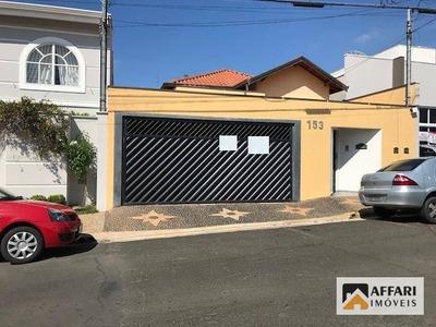 Casa Comercial Para Locação, Vila Medon, Americana. - Ca0280