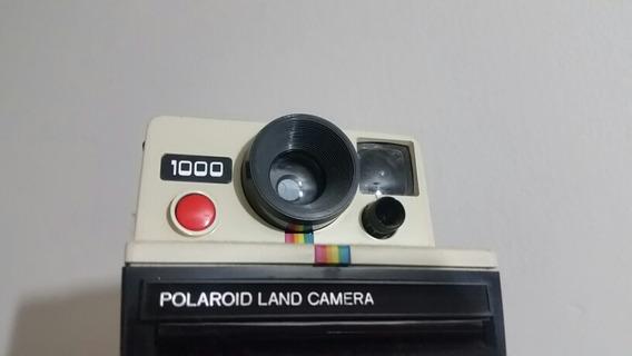 Polaroid Land Câmera 1000 ( Raríssima!! )