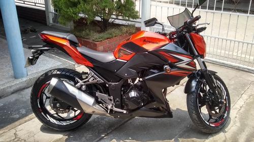 Kawasaki Z-250 Modelo 2015 Perfecto Estado