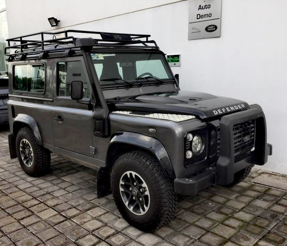 Land Rover Defender 2016