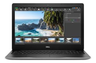 Notebook Dell Core I7 8565u 32gb Ssd 256gb + 500gb 15,6 Fhd