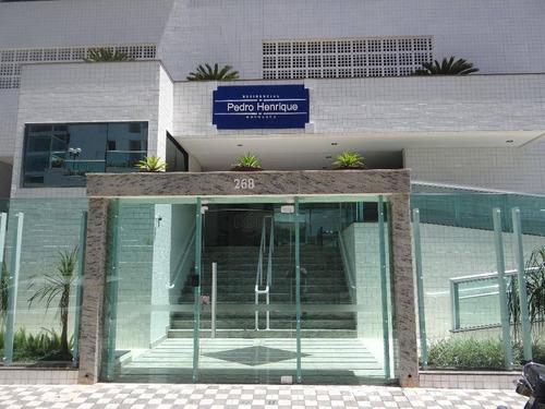 Imagem 1 de 12 de Apartamento Residencial À Venda, Centro, Mongaguá. - Ap2057
