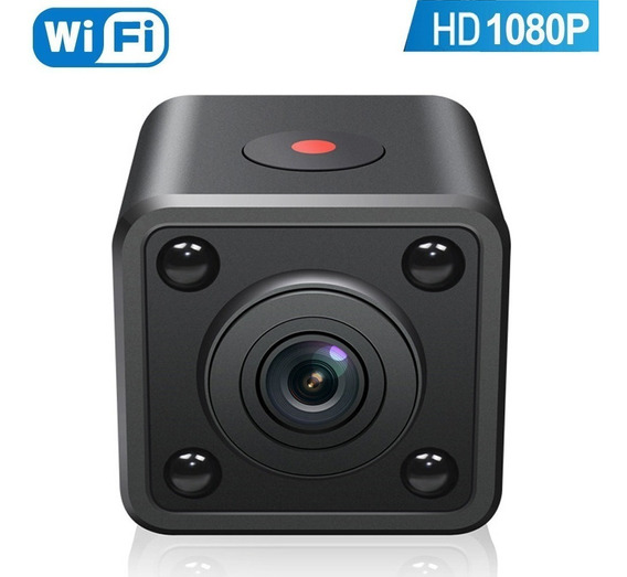 Camara Ip Espia Wifi Celular Inalambrica Mini Seguridad Full Hd P2p Dvr Vstarcam