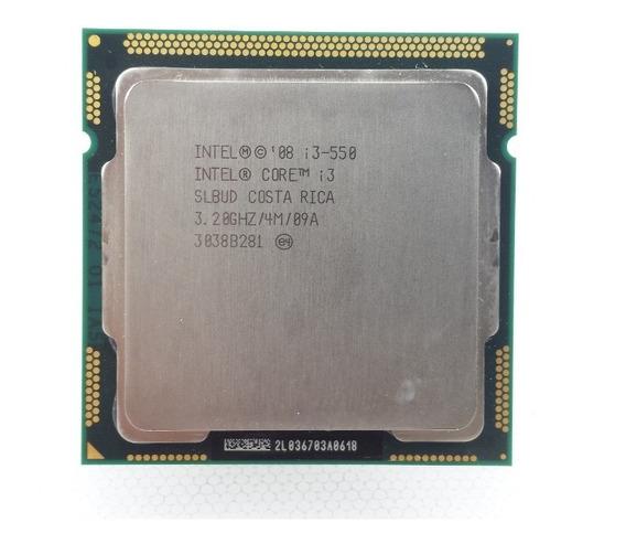 Processador Intel® Core I3 550 Processor 4m Cache, 3.20 Ghz