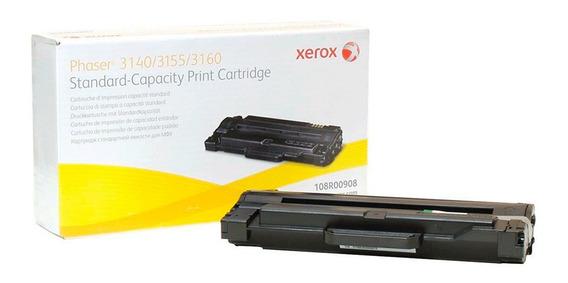 Toner Xerox 3140 3155 3160 Original Impresora 108r00908