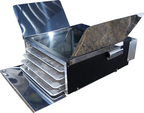 Desidratador Hibrido Solar/eletrônico, Cacto_4 Híbrido