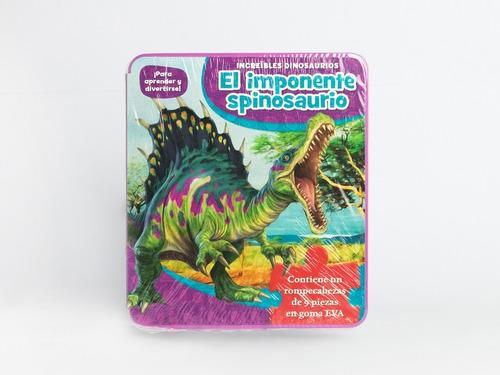 Imagen 1 de 2 de El Imponente Spinosaurio
