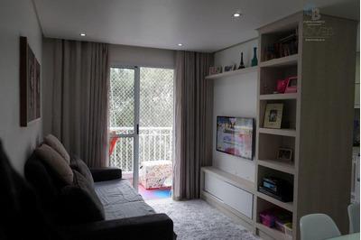 Apartamento Residencial À Venda, Vila Prudente, São Paulo. - Ap3978