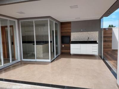 Casa Com 3 Dormitórios À Venda, 180 M² Por R$ 720.000 - Residencial Village Damha Rio Preto Ii - São José Do Rio Preto/sp - Ca1691