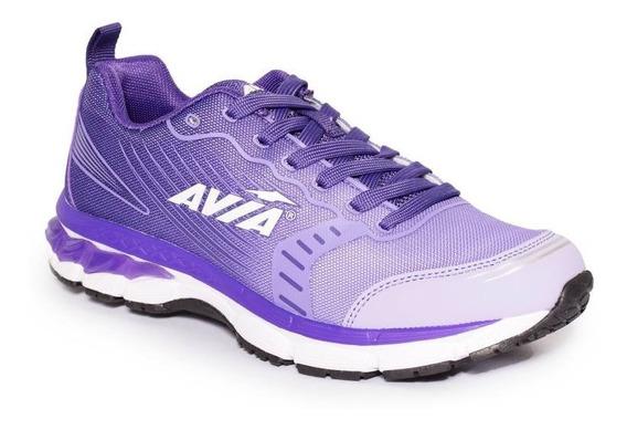 Zapatillas Mujer Avia Running Training Gel Deportivas Correr