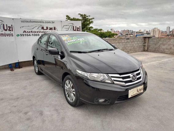 Honda City Lx 1.5 Flex Completo