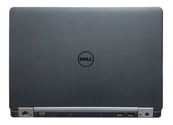 Notebook Dell Latitude E5470 - 8gb Ddr4 - Ssd 240gb - Hdmi