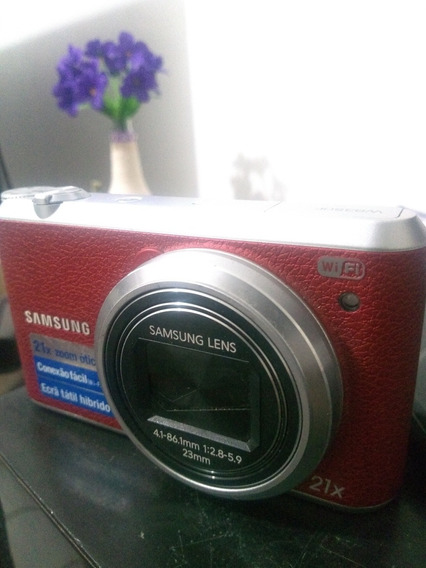 Câmera Samsung Modelo Wb350f