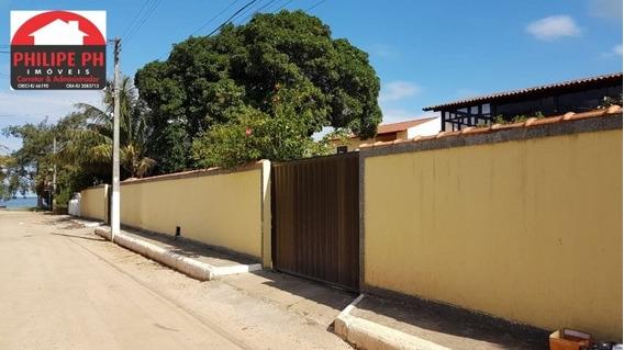 Linda Casa Com 6 Suítes Próxima A Lagoa De Praia Linda! - 1037