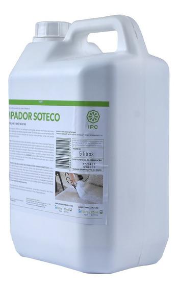 Detergente Limpador Para Extratora 5 Litros Sbn4171 Ipc Sote