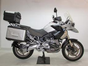 Bmw R 1200 Gs Premium - 2008 Prata