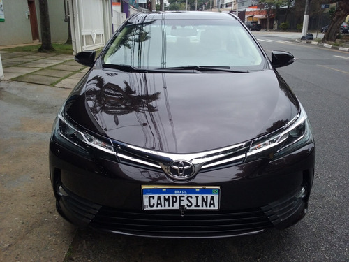 Imagem 1 de 11 de Toyota Corolla Altis Multi-drive 2.0 Flex