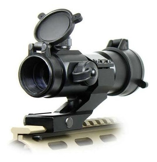 Red E Green Dot Scope Para Paintball Airsoft Rd30d Ms Barato