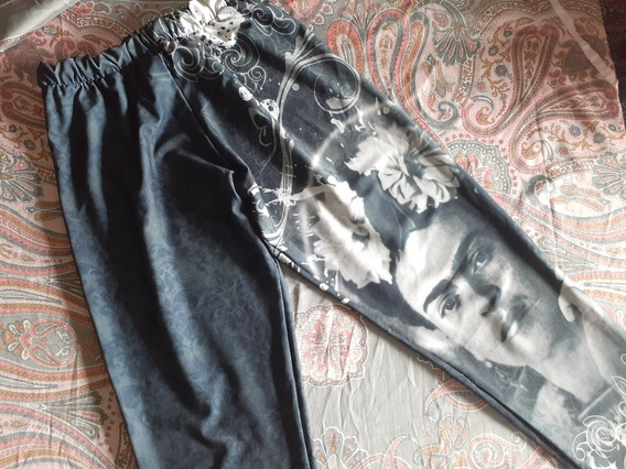 Calza De Diseño Frida