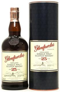 Whisky Single Malt Glenfarclas 25 Años Origen Escocia.