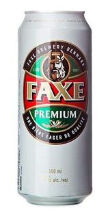 Caja X6 Cerveza Faxe Lata 500 Ml