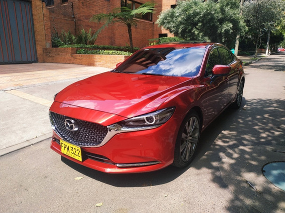 Mazda Mazda 6 Gand Touring Lx Signature 2019