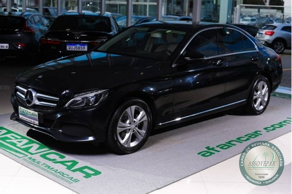 Mercedes Benz C180 1.6 Cgi Exclusive Aut./2016