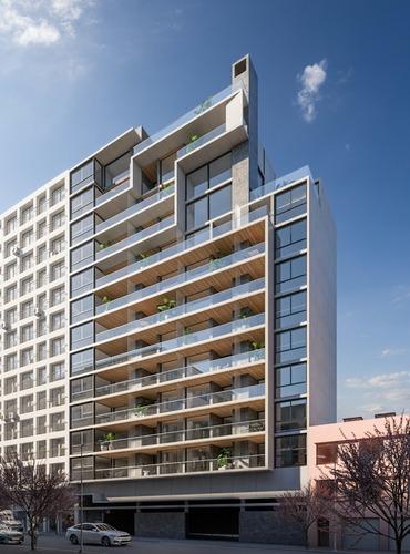 Imagen 1 de 3 de Venta Apartamento 1 Dormitorio Con Parrillero Y Garaje. Tres Cruces Henko Park