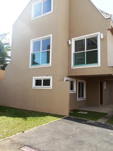 Sobrado Em Condomínio Com 3 Dormitórios À Venda Com 147m² Por R$ 600.000,00 No Bairro Boa Vista - Curitiba / Pr - So00206
