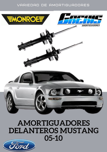 Amortiguadores Delanteros Ford Mustang 05-10