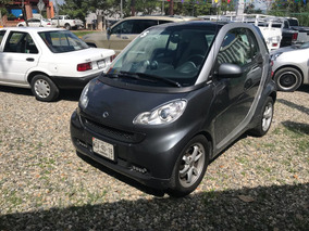 Smart Fortwo Coupe Passion Aa Piel Mt 2011