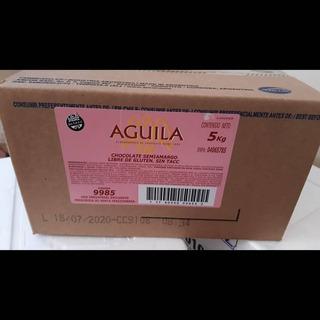 Chocolate En Barra Semiamargo. Aguila!! 1kg