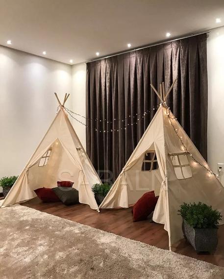 Cabana Infantil, Várias Cores E Estampas