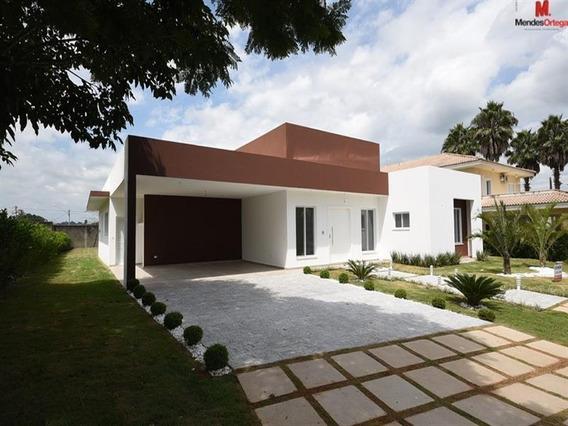 Araçoiaba Da Serra - Casa Térrea 3 Suítes Lago Azul - 64735