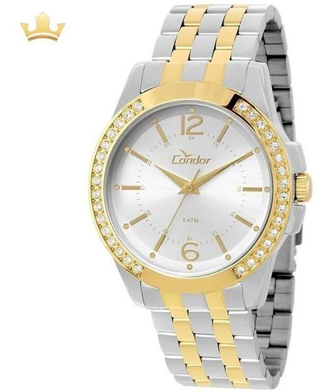 Relógio Condor Feminino Co2035kov/5k Com Nf