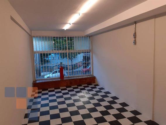Loja Para Alugar, 56 M² - Sion - Belo Horizonte/mg - Lo0077