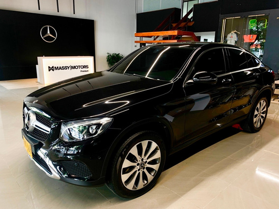 Mercedes Benz Glc 350 E 4matic Coupe - Seminuevo