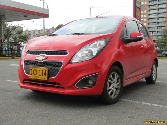 Chevrolet Spark Gt Ltz 1.2 Aa Ab Mt