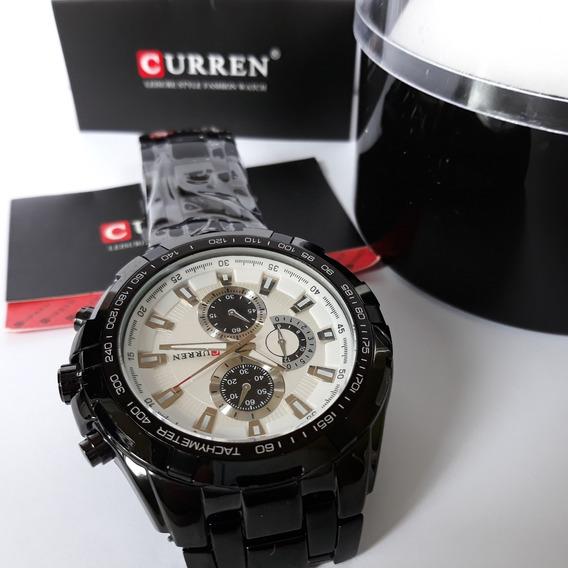 Relógio Militar Curren Masculino M8023 Barato