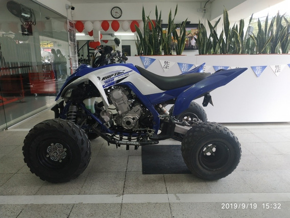 Yamaha Raptor 700r Modelo 2016