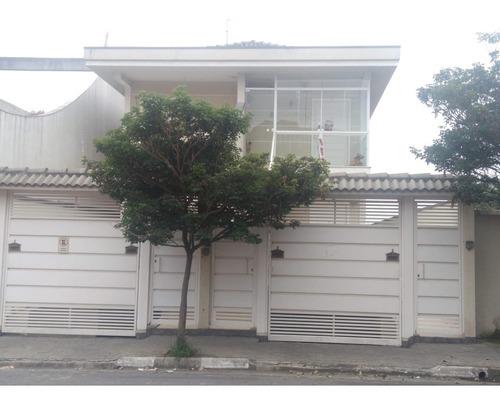 Casa À Venda, 3 Quartos, 1 Suíte, 2 Vagas, Jardim Bom Clima - Guarulhos/sp - 2166