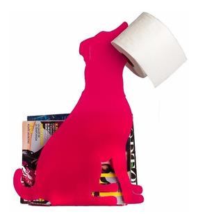 Revisteros Portapapel Best Friend Pink Rosa Perro