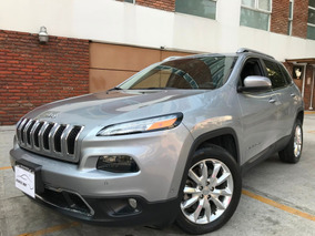 Jeep Cherokee 2.4 Limited Aut 2015
