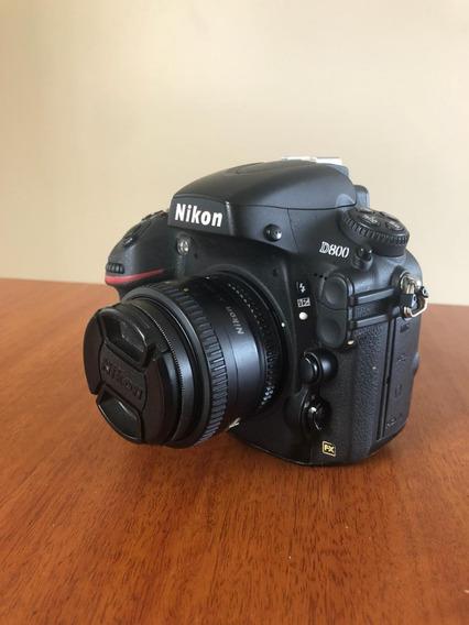 Camera Nikon D800
