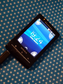 Sony Ericsson Xperia X10 / E10a Mini (batería Falla)