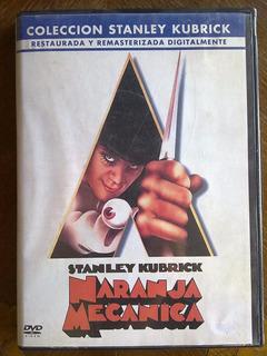 La Naranja Mecánica Stanley Kubrick The Clockwork Orange