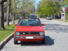 Volkswagen Golf - Rabbit Cabrio