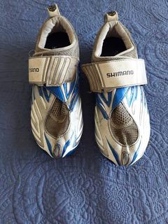Zapatillas De Ciclismo Triatlón Shimano Tr 51